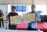 Kejati Sulut - BPJS Kesehatan Sulutenggomalut tanda tangani MoU bidang perdata dan TUN