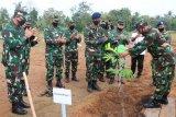 TNI AU fokus tangani karhutla dan COVID-19 di Sumsel