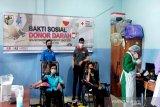 Pemuda di Kapuas bantu penuhi ketersediaan darah