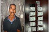 Edar satu kilogram sabu di Kalteng, seorang 'budak sabu' terancam hukuman mati