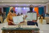 Kejati Riau dan BNI tandatangani MoU, salah satunya untuk lacak aset bermasalah