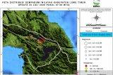 Meningkat, aktivitas gempa di Sesar Matano Luwu Timur