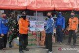 Serikat Pekerja BPJAMSOSTEK Makassar bantu korban banjir di Kabupaten Wajo