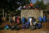 BPBD DIY menunggu permintaan warga untuk distribusi air bersih