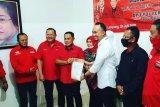 DPP PDIP rekomendasikan Anna-Fritz di Metro, Nanang-Pandu Lampung Selatan