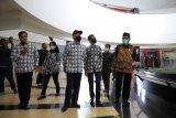 Pemkab Sleman simulasi penerapan normal baru di Museum Gunungapi Merapi
