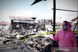 Pemkot permudah pengurusan administrasi kependudukan korban kebakaran