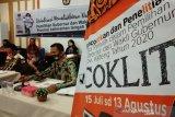 KPU Kalteng minta warga sukseskan tahapan coklit Pilkada 2020