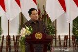 Menteri BUMN Erick Thohir sebut keputusan tidak