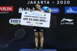 Kalahkan juniornya, Gregoria juarai tunggal putri turnamen internal PBSI