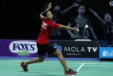 Saifi mengaku akan tampil tanpa beban saat hadapi Gregoria di Semifinal