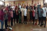 Gibran silaturahmi ke  Fraksi PDIP DPRD Surakarta