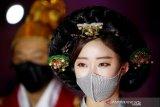 Pemimpin sekte di Korea Selatan ditahan soal wabah corona