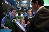 Wall Street dibuka melemah setelah rilis data pengangguran di AS