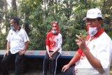 Kebun Raya Gunung Tidar Magelang dibuka kembali