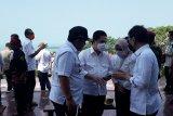 Menteri BUMN kunjungi Menara Siger