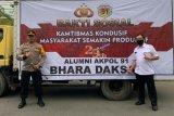 Bhara Daksa 91 bagikan paket sembako untuk korban banjir bandang Luwu Utara