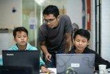 20 anak muda dari keluarga kurang mampu unjuk kebolehan inovasi digital