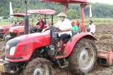 Gubernur Sulut canangkan percepatan olah tanah jaga ketahanan pangan
