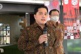 Menteri BUMN Erick Thohir apresiasi pelayanan feri ASDP yang semakin baik