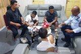 Petugas gagalkan penyelundupan sabu lewat makanan ringan