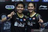 Dihadang Lefel/Tran, Fadia/Ribka gagal melangkah ke babak dua Thailand Open