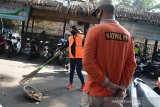 Perda Penanggulangan COVID-19 di DKI Jakarta mengatur sanksi pidana
