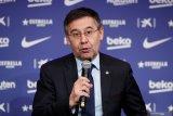 Presiden Barca buka suara terkait rumor Neymar, Martinez dan Messi