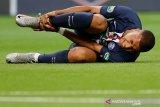 Kylian Mbappe bakal absen pada perempat final Liga Champions