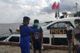 Kampanyekan masker ke nelayan, Ditpolair Riau diapresiasi anggota Kompolnas RI