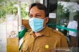 Ruang isolasi pasien COVID-19 di RSUD Tamiang Layang Bartim penuh
