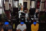 Timsus Maleo tangkap komplotan pelaku pencurian sepeda motor