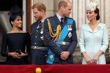 Terungkap lewat buku, ada ketegangan antara Pangeran Harry dan Pangeran William juga hubungan istri mereka