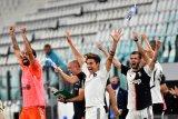 Juventus raih gelar juara Liga Italia kesembilan beruntun