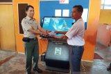 Pemkab Agam terima alat pendeteksi gempa dari BMKG Padang Panjang