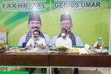 Tim Bacagub/Bacawagub Fakhrizal-Genius sebut KPU Sumbar tidak profesional gelar Pilgub