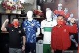 PSSI apresiasi seragam tandang Timnas Indonesia bertema khatulistiwa