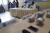 BNN-Lampung arrests three, seizes 16.5-kg  crystal meth, 8,996 ecstasy pills