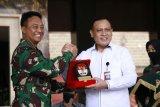 TNI AD terima aset tanah 53 hektare senilai Rp20 miliar dari KPK
