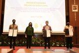 Pertumbuhan ekonomi Jakarta turun akibat COVID-19