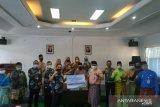Jasa Raharja Riau serahkan APD ke Dishub