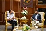 Gubernur bersama Balai PTD bahas progres proyek infrastruktur di Sulsel