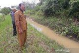 Dukung petani, DPU Gumas rutin lakukan pemeliharaan irigasi