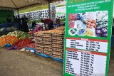 TPID Sulbar dan Bulog Mamuju gelar operasi pangan murah