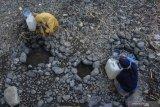 Kesulitan air Bersih Akibat Kemarau