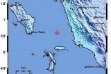 Gempa landa Nias Selatan, tak bepotensi tsunami