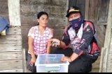Nelayan Bayung Lencir berburu ikan elang