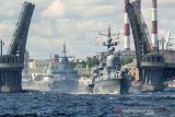 Putin: Angkatan Laut Rusia akan diperkuat rudal nuklir hipersonik