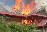 Terbakar, Pesantren Darul Arafah Deli Serdang Sumut