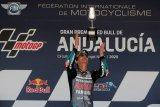 Fabio Quartararo pebalap Prancis tersukses di MotoGP
